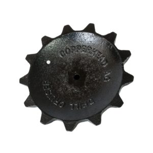 Copperhead Ag Spiked Closing Wheel
