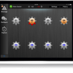 Intelligent Ag Recon Wireless Blockage & Flow Monitor iPad App