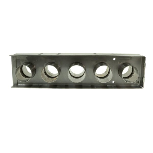 JAS1044A Stainless Steel 5 Port Coupler Assembly
