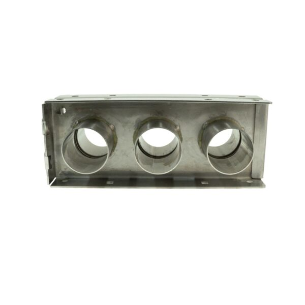 JAS1041A Stainless Steel 3 Port Coupler Assembly