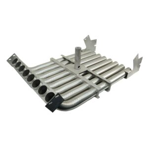 JAS1021W Stainless Steel Tube Weldment (8 run)