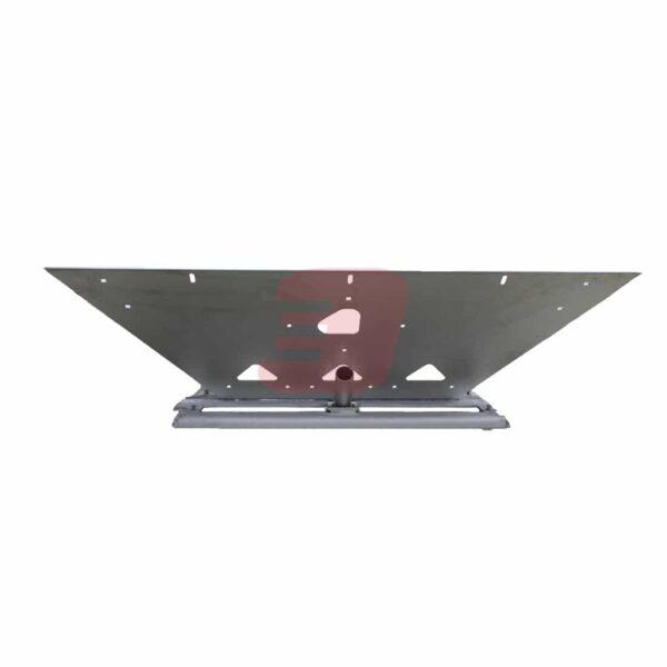 JAS1037W Stainless Steel Lower Tank Hopper/Cradle