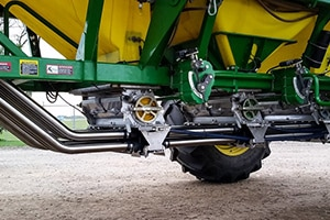 Stainless Steel Air Cart Solution - John Deere 1900 & 1910