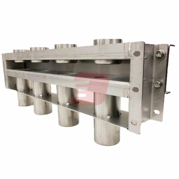 John Deere 777 & Flexi-Coil 1610 Stainless Steel Upgrade
