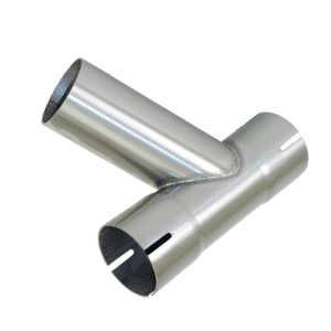 Y Tube Transition - Flexi-Coil 40 Series