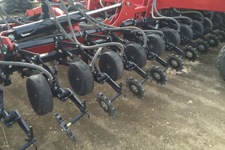 Pro-Stitch Drill Closing Wheels on Case IH PD500 & SDX Series planters