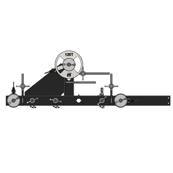 Bourgault Hydraulic Drive Conversion