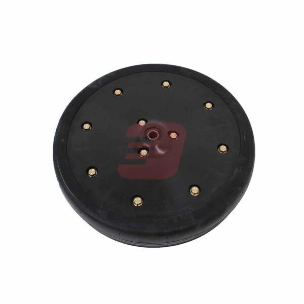 """AG2062R 3"""" Nylon/Steel Gauge Wheel"""